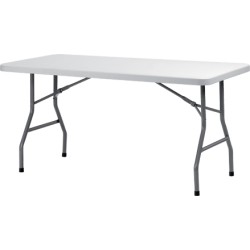 Table rectangulaire 150/75 cm